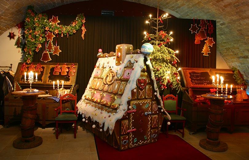 Weihnachtsessen Dresden.Märchenhafte Weihnachten Im Gewölberestaurant Sophienkeller